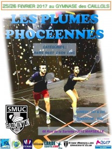 Affiche Les Plumes Phocéennes